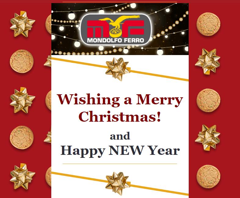 Καλές Γιορτές με Υγεία, Ευτυχία και Επιτυχίες!