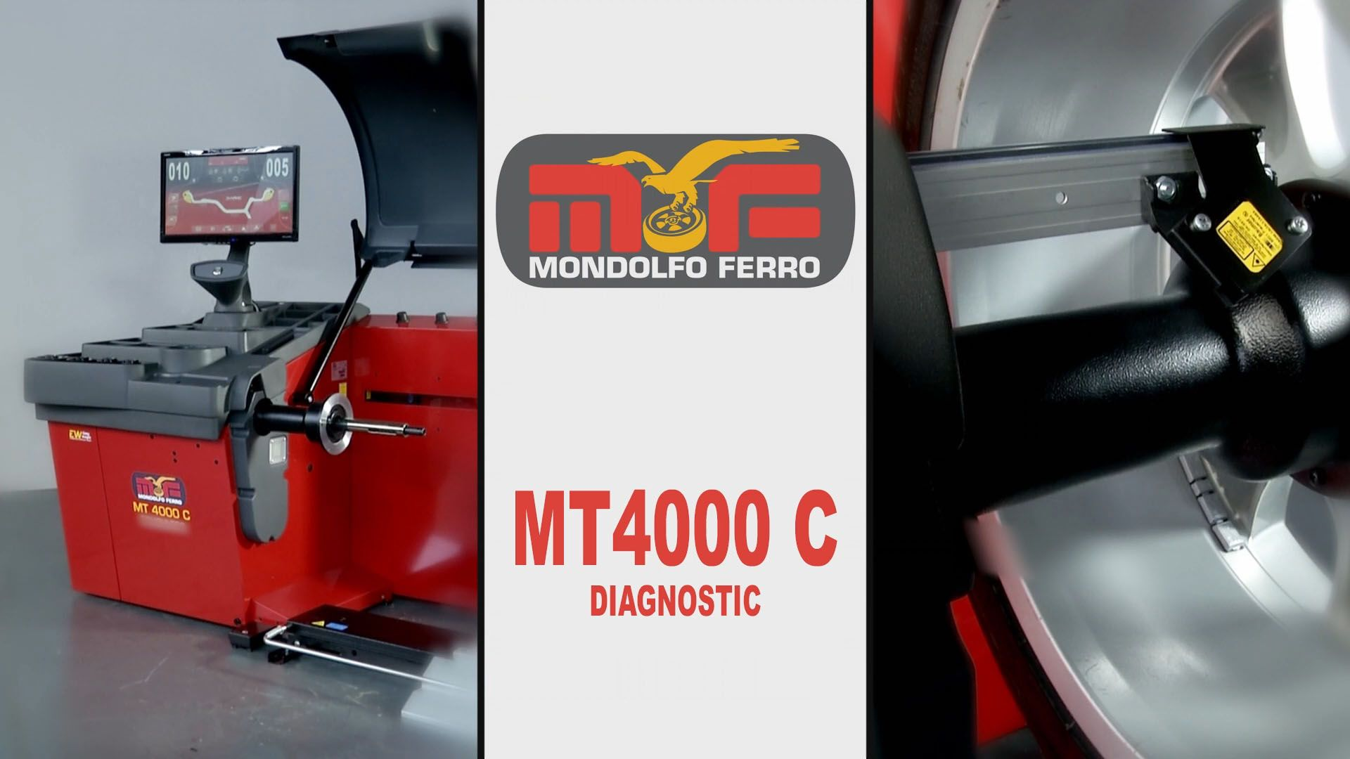 MT 4000 UP C Diagnostic